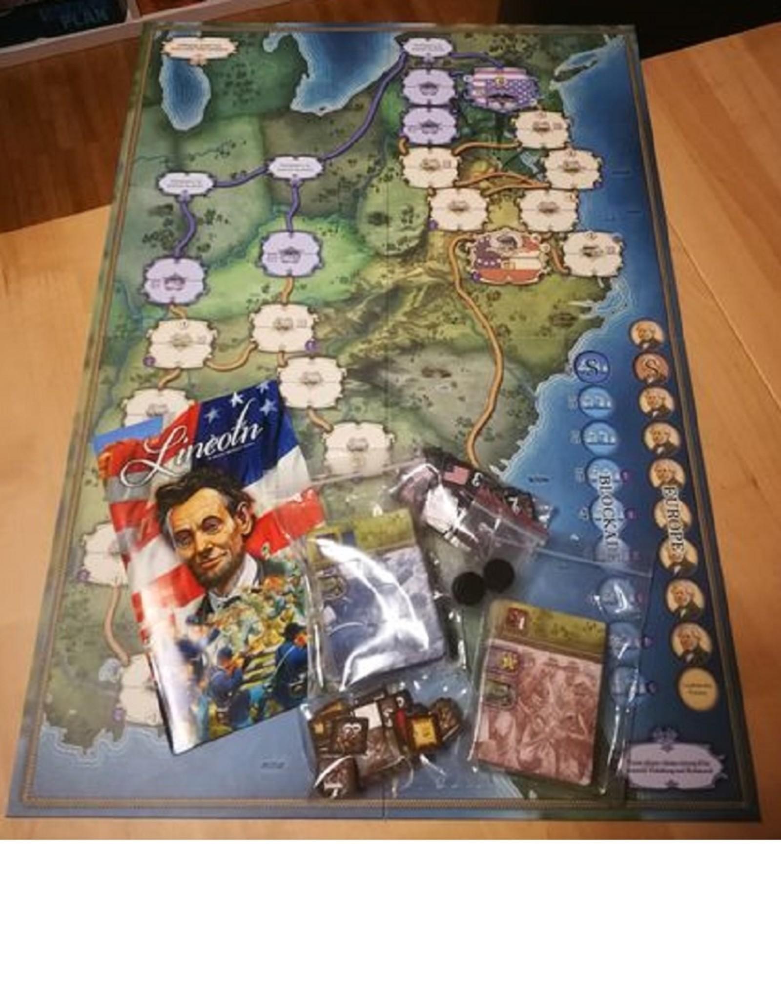 Plastic Soldier Company Lincoln Boardgame
