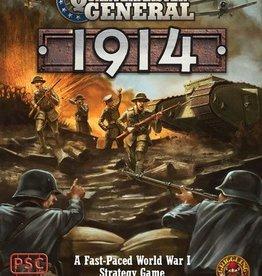 Plastic Soldier Company Quartermaster General:  1914