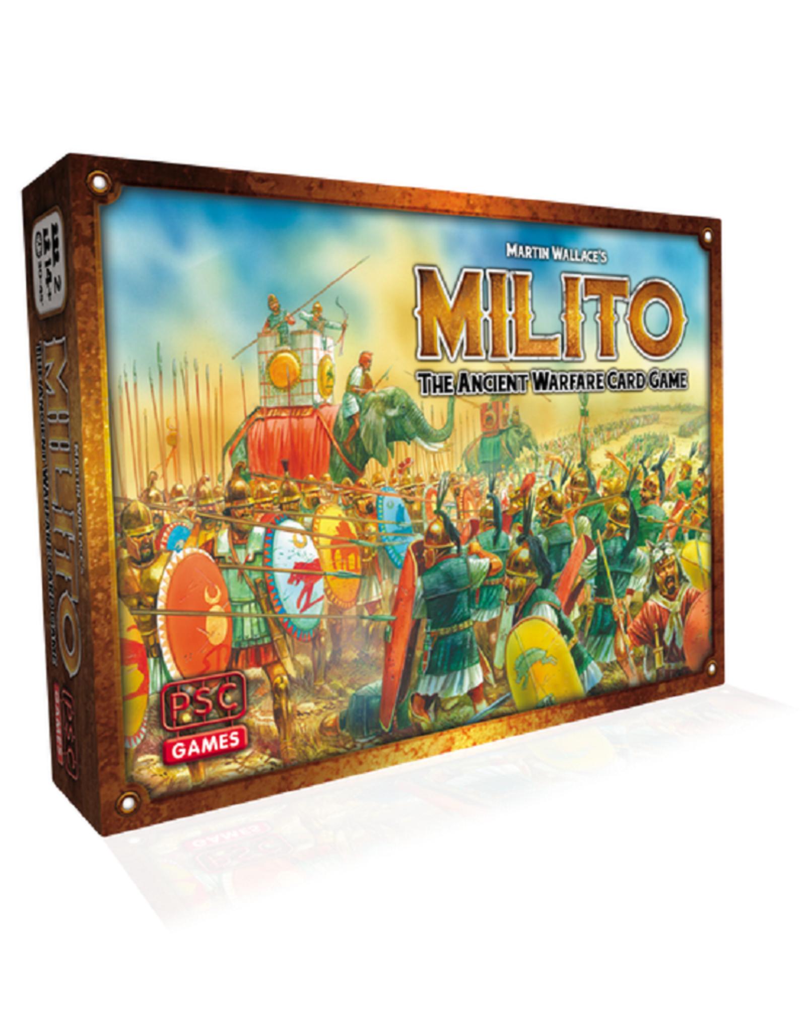 Plastic Soldier Company Milito game