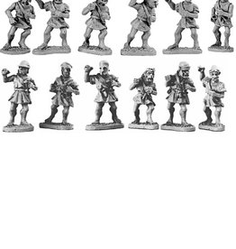 Xyston ANC20001 - Later Unarmoured Hoplites