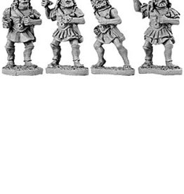 Xyston ANC20006 - Later Spartan Hoplites in Metal Cuirass