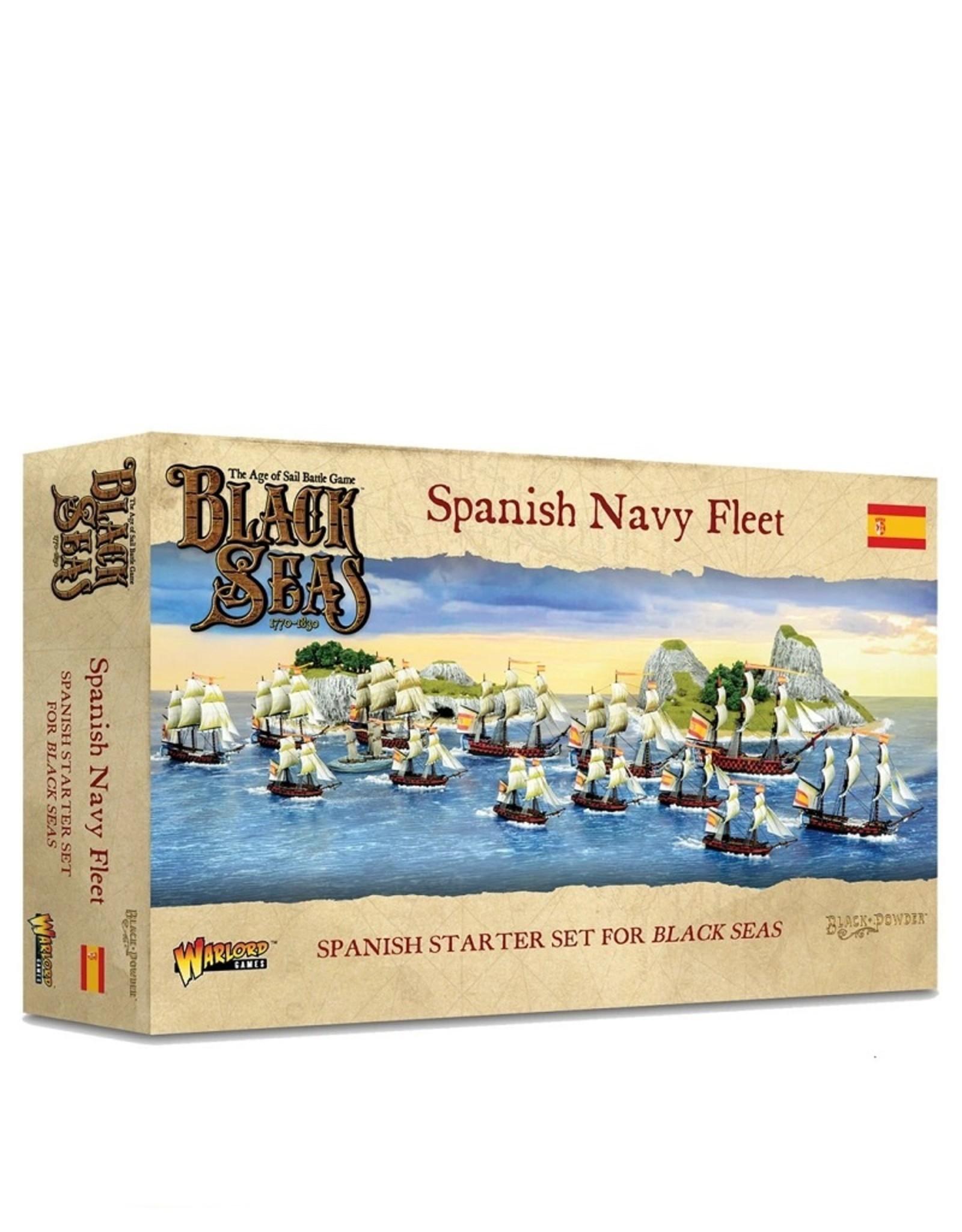 Warlord Games Spanish Navy Fleet