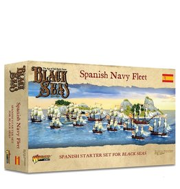 Warlord Games Spanish Navy Fleet