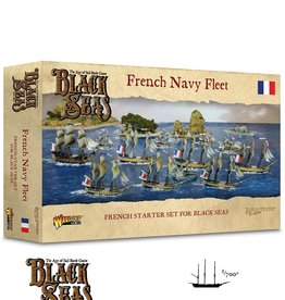 Warlord Games French Navy Fleet