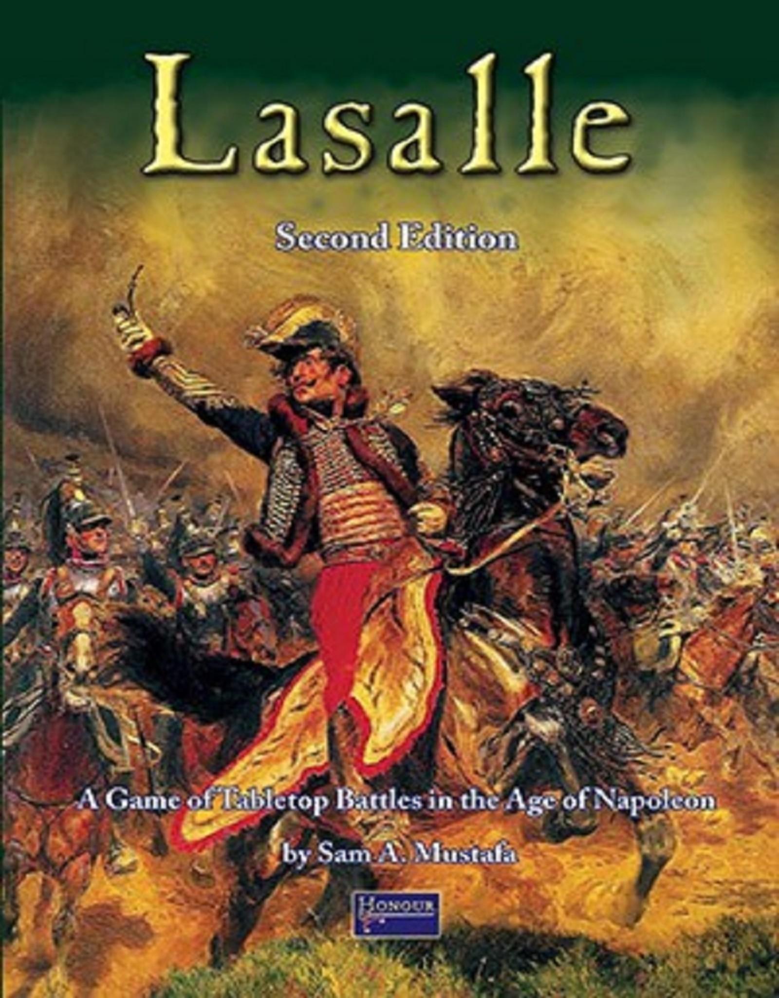 Honour Games (Sam Mustafa) Lasalle, 2nd Ed.