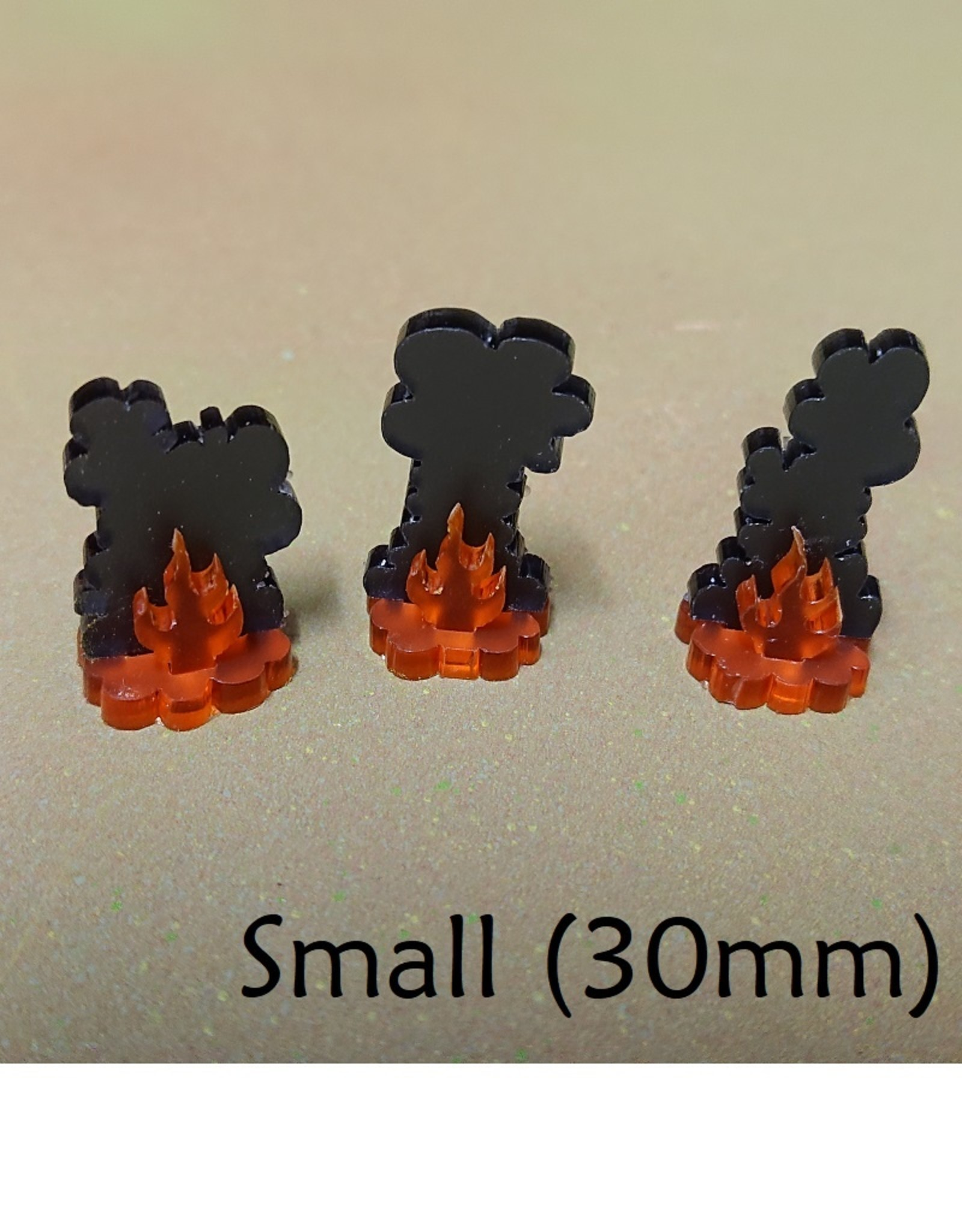Olympian Games Fuel Fire Markers