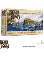 Warlord Games Frigates & Brigs Flotilla