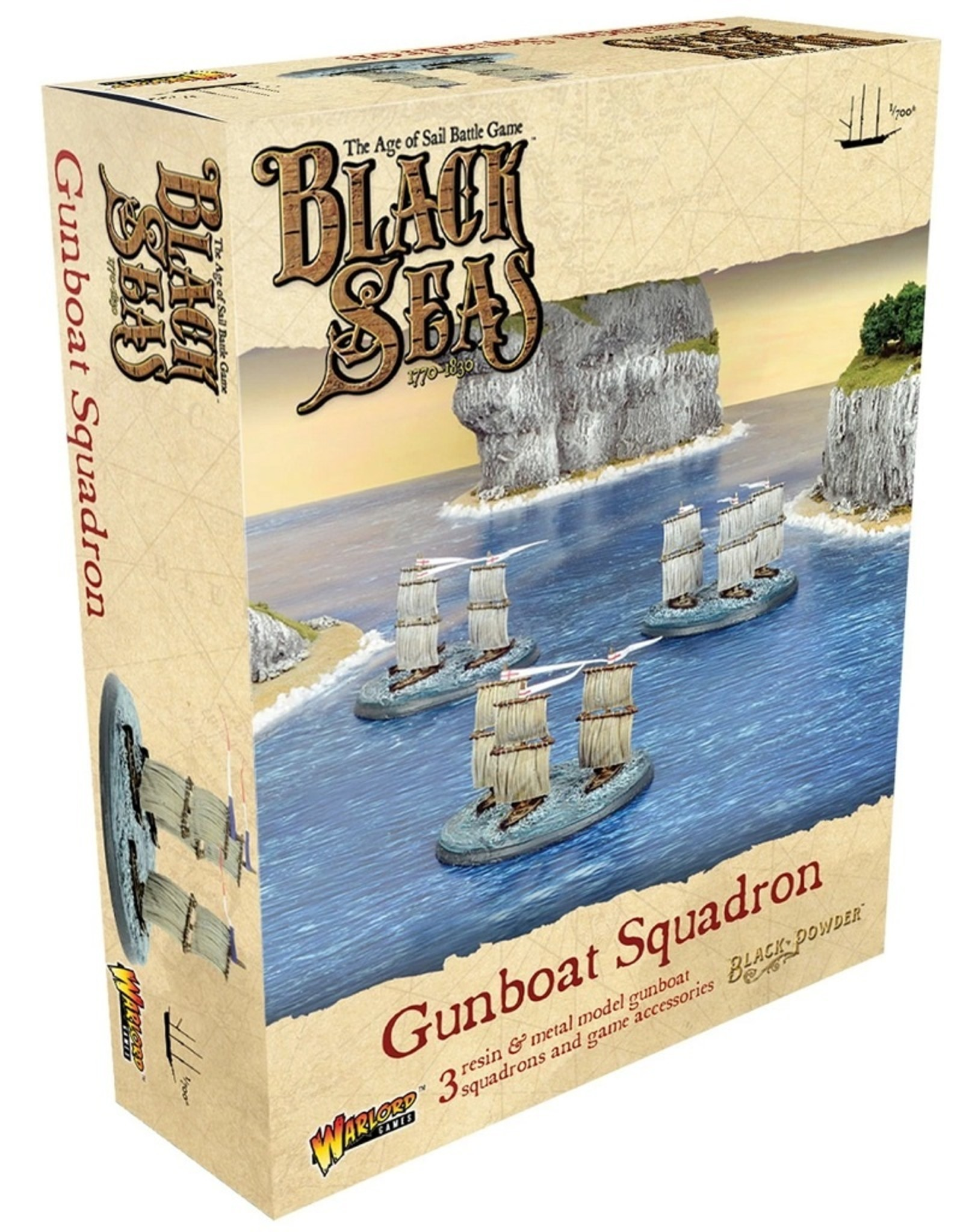 Warlord Games Gunboat Squadron