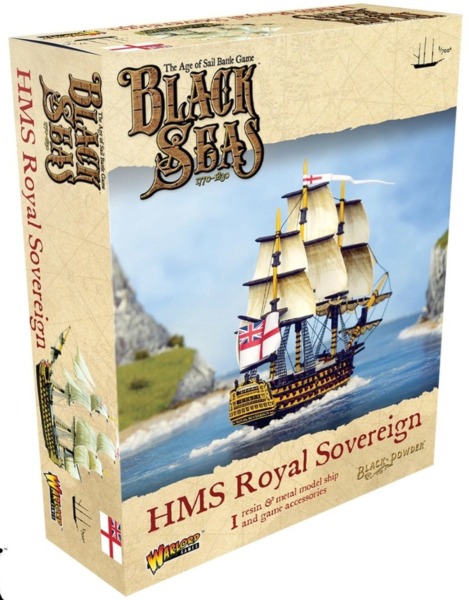 Warlord Games HMS Royal Sovereign