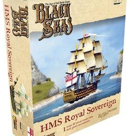 Warlord Games HMS Royal Sovereign