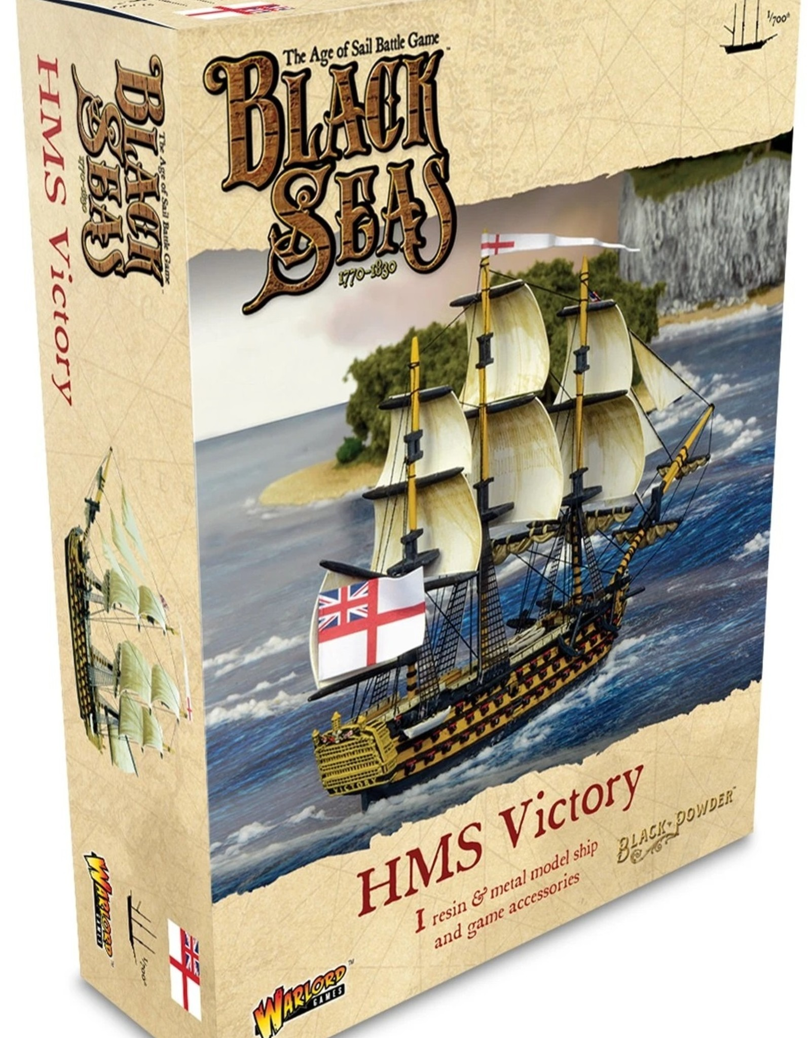 Warlord Games HMS Victory