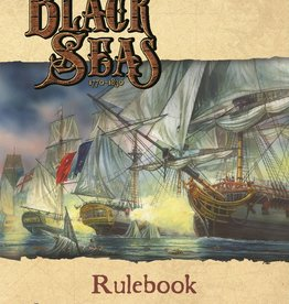 Warlord Games Black Seas rule book