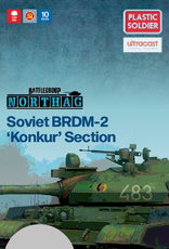 Plastic Soldier Company Soviet BRDM-2 'Konkur' Section