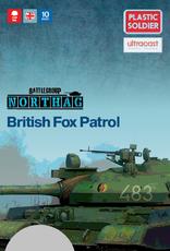 Plastic Soldier Company British Fox Patrol