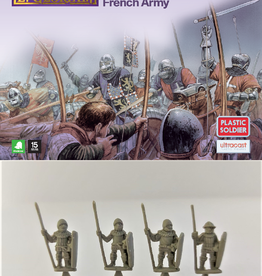 Plastic Soldier Company MeG Pacto 100YW French starter army
