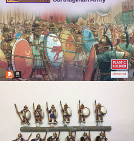 Plastic Soldier Company MeG Pacto Carthaginian starter army