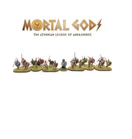 Footsore Mortal Gods - Athenian Lochos
