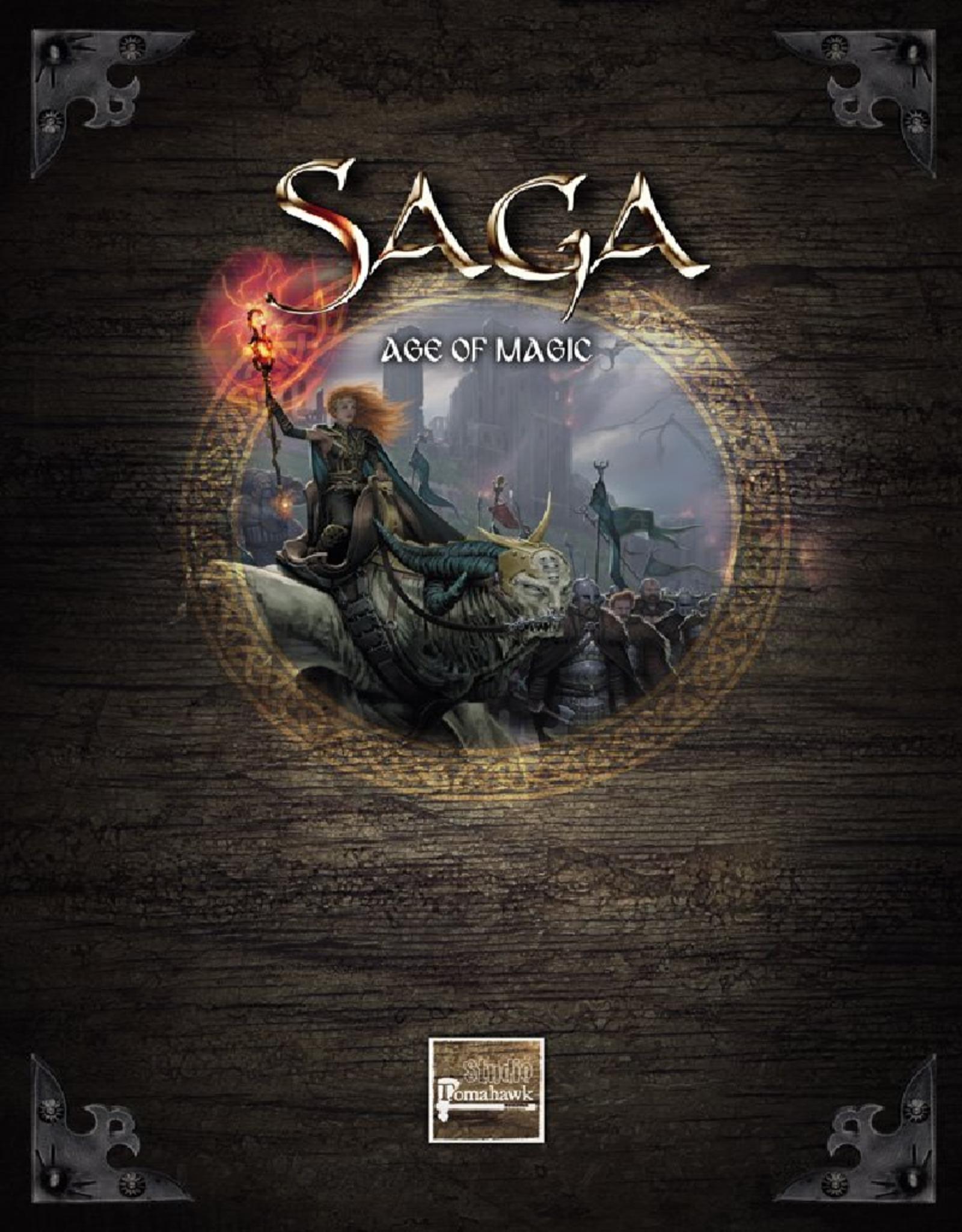 Studio Tomahawk Saga - Age of Magic