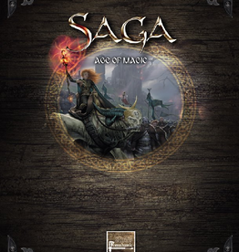 Studio Tomahawk Saga - Age of Magic