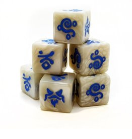 Studio Tomahawk Saga - Magic Dice