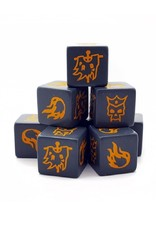 Studio Tomahawk Saga - Forces of Chaos dice