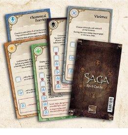 Studio Tomahawk Saga Spell Cards
