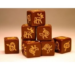Gripping Beast SAGA Dice:  Scots / Irish / Pict