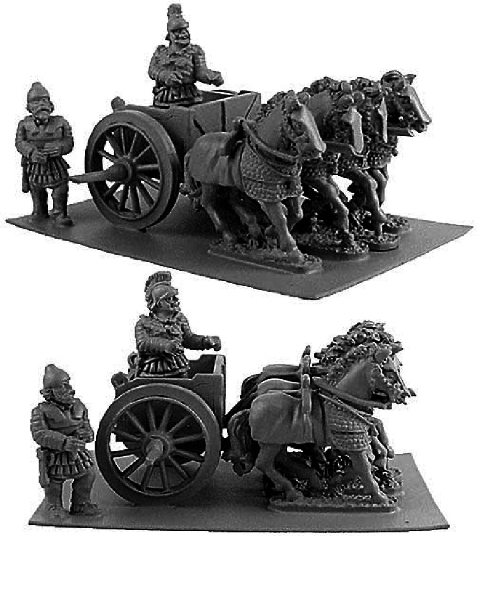 Xyston ANC20087 - Persian Scythed Chariot w/ choice of Two Crew