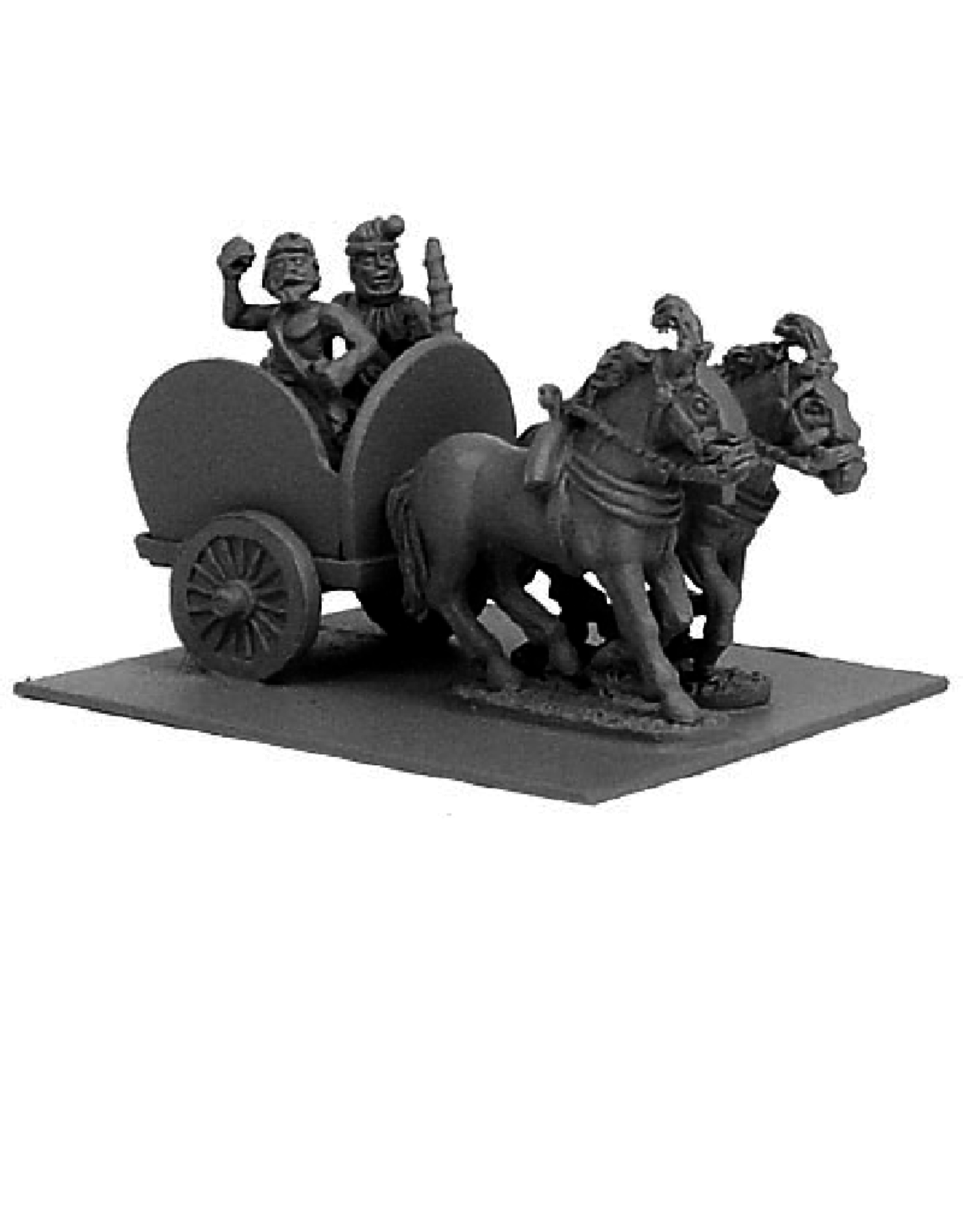 Xyston ANC20139 - Indian 2-Horse Chariot w/2 Crew