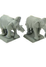 Xyston ANC20219 - African Elephants (Bare)
