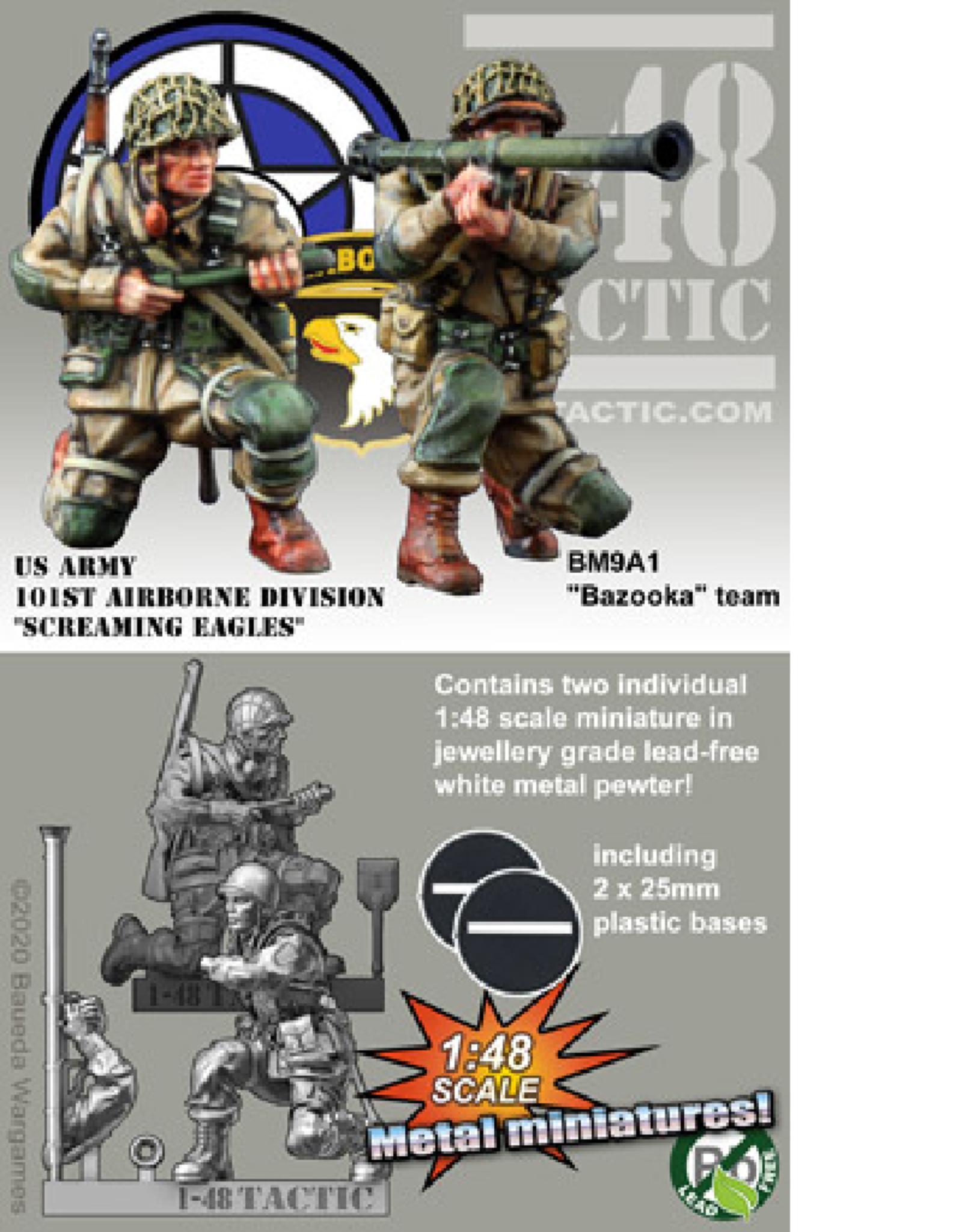 Baueda 1-48 Tactic Reinforcements