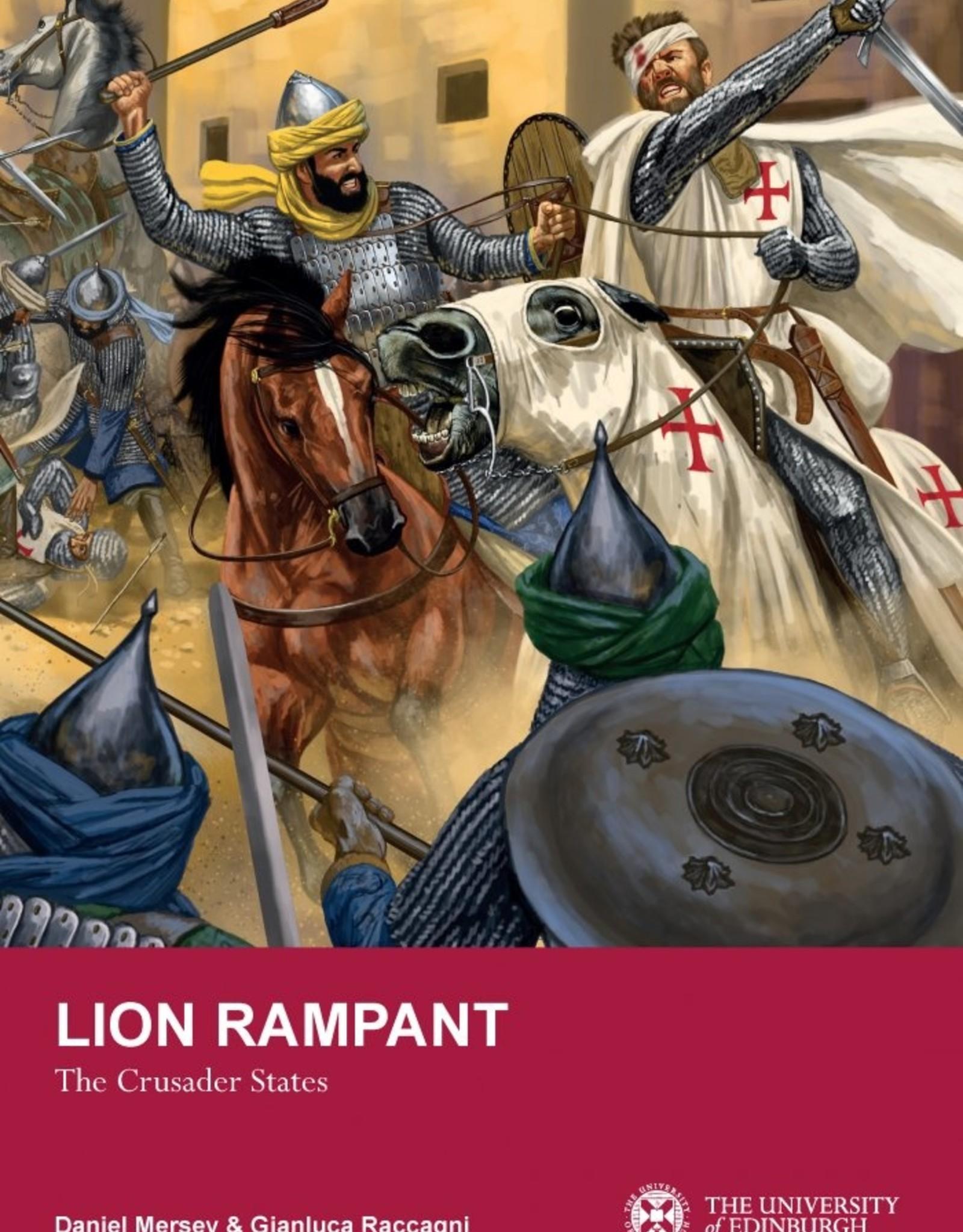 Lion Rampant - The Crusader States