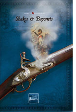 Studio Tomahawk Shakos & Bayonets rule book