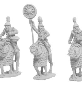 Xyston ANC20285 - Parthian Cataphract Command (1st Century) on Camels