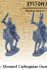 Xyston ANC20298 - Mounted Carthaginian Generals/Officers