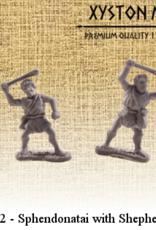 Xyston ANC20302 - Sphendonatai with Shepherd's slings
