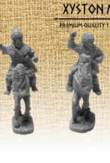 Xyston ANC20306 - Mounted Numidian Officers