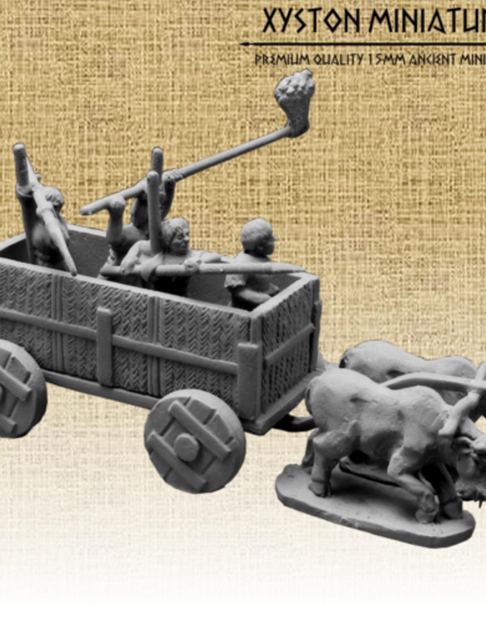 Xyston ANC20310 - Anti-elephant wagon