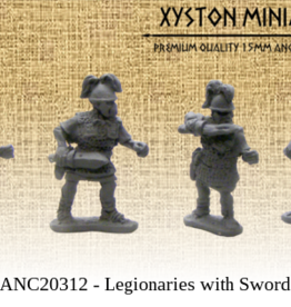 Xyston ANC20312 - Marian Romans Legionaries with Sword