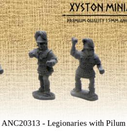 Xyston ANC20313 - Marian Romans Legionaries with Pilum