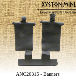Xyston ANC20315 - Banners