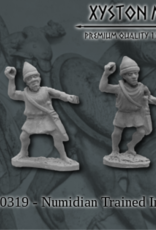 Xyston ANC20319 - Numidian Trained Infantry