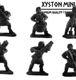 Xyston ANC20320 - Men at work