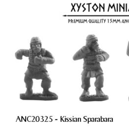 Xyston ANC20325 - Kissian Sparabara