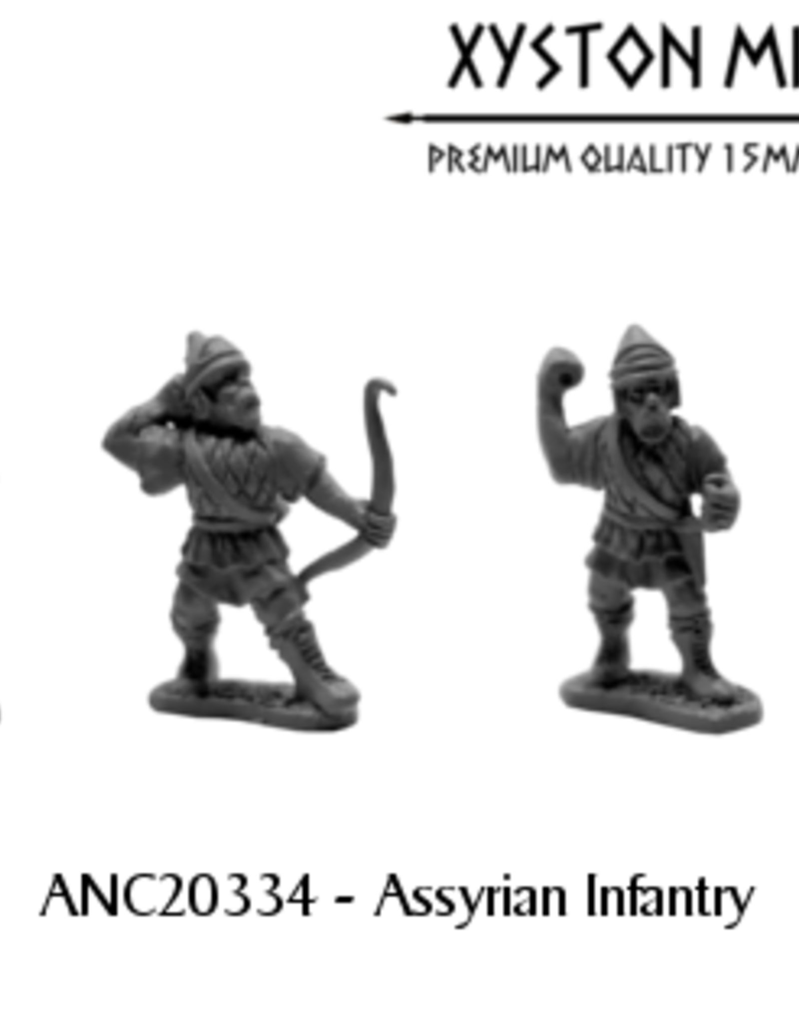 Xyston ANC20334 - Assyrian Infantry
