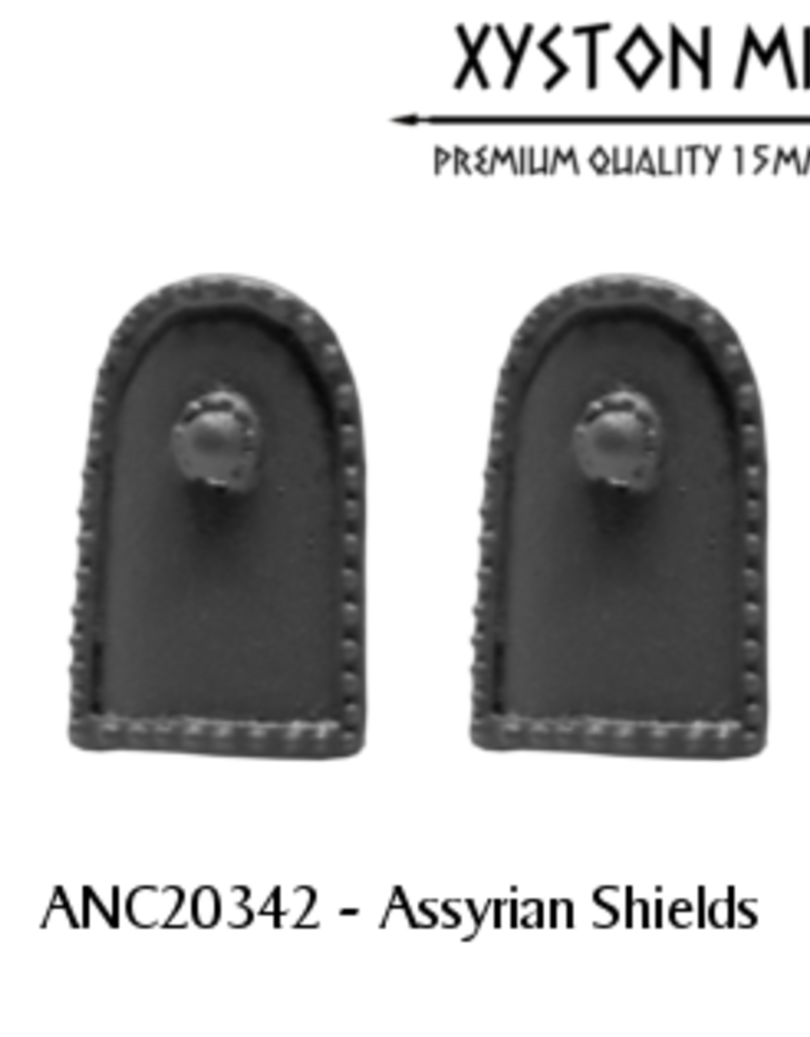 Xyston ANC20342 - Assyrian Shields (24)