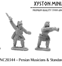 Xyston ANC20344 - Persian Musicians and Standards