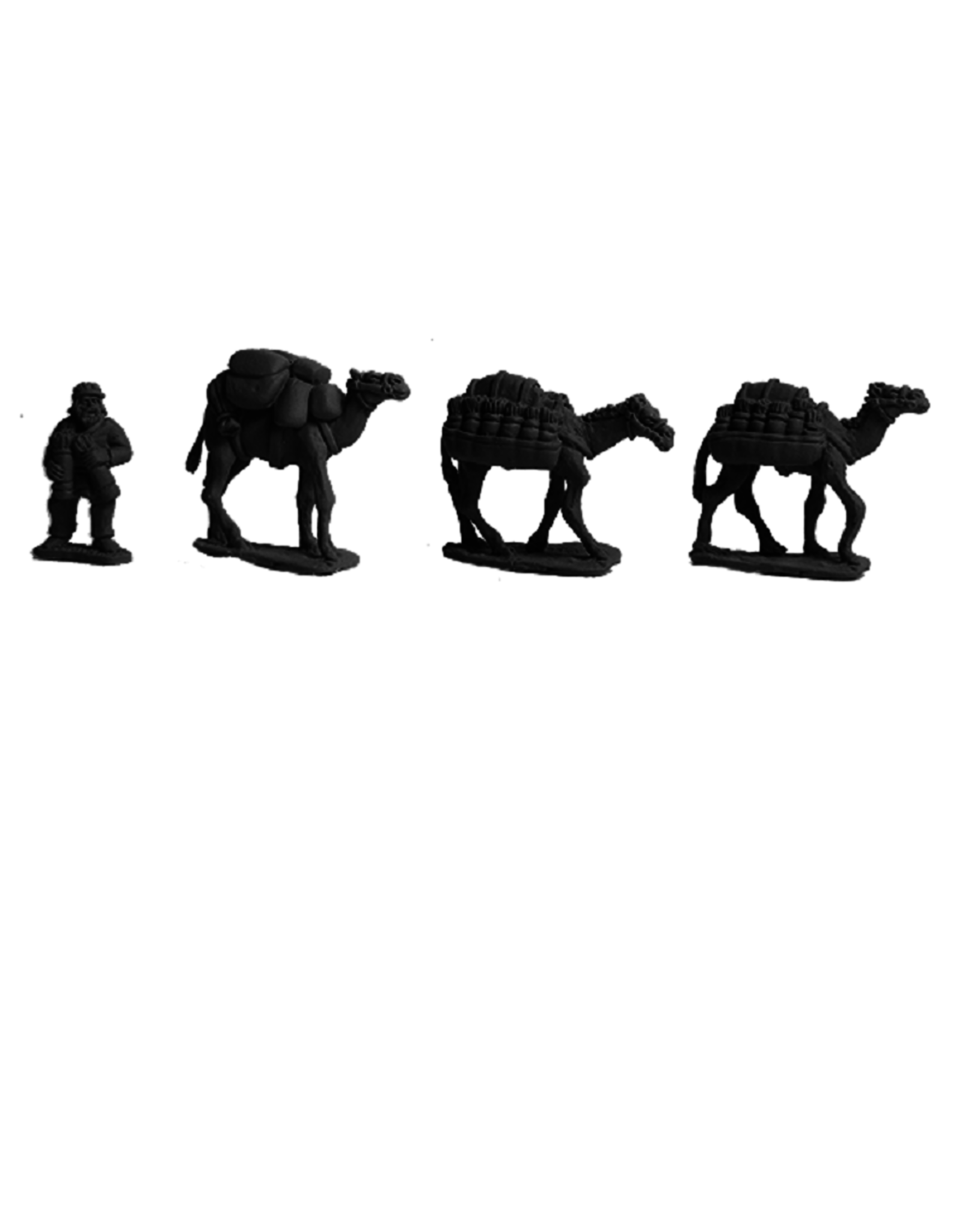 Xyston ANC20282 - Parthian Baggage Camels