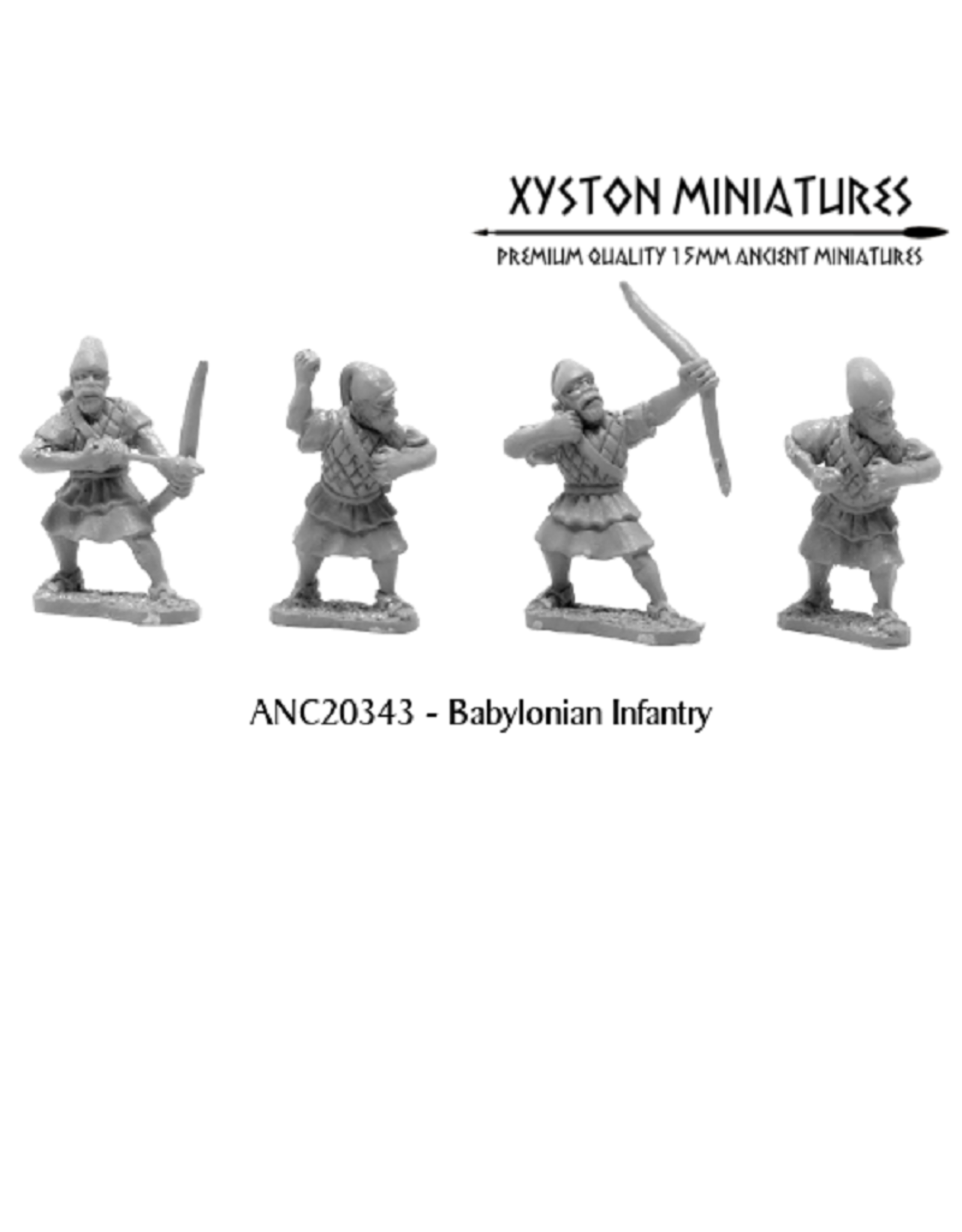 Xyston ANC20343 - Babylonian Infantry