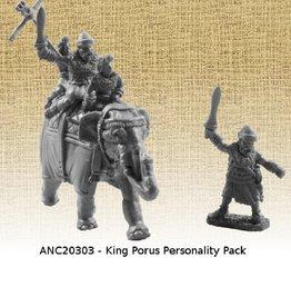 Xyston ANC20303 - King Porus Personality Pack